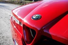 Este frontal inspiró modelos como el Brera y el 159.