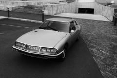 El frontal con 6 faros de Oprom volvería en el Alfa Romeo SZ.