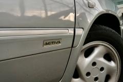 El sistema de suspensión Activa de Citroën alcanzó un nivel de eficacia asombroso.