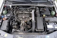El motor Turbo CT no es muy atractivo, pero mueve con mucha alegría al Xantia.