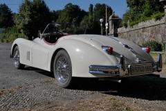 El Jaguar XK nunca pasará de moda.