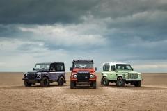 Estas tres series especiales rememoran los inicios del modelo.