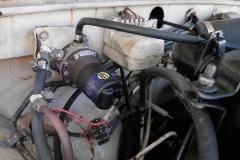 La bomba de gasolina Lucas original de platinos es algo caprichosa.