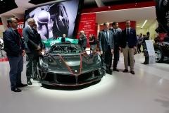 El La Ferrari Spider no llega a la elegancia de modelos pretéritos