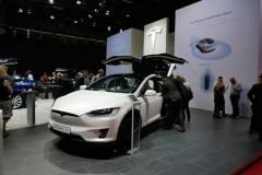 El Tesla Model X no es un prodigio de diseño