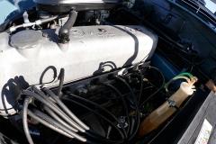 El motor ha sido rectificado y está pletórico.