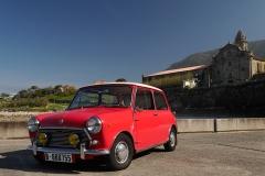 El Mini 1275 C era todo un lujo en España.