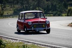El Mini es un coche muy divertido.