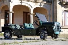 El Mini Moke fue uno de los coches de James Bond.