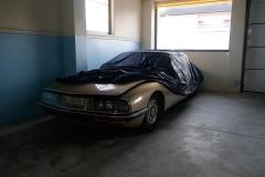 El coche pasaría varios meses arrinconado hasta volver a recibir un corazón.