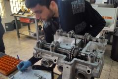 78-Reparación-motor-Maserati-Citroën-SM-inyección