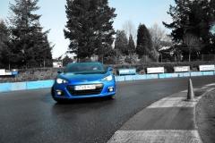 El Subaru BRZ cuenta con una mecánica bóxer con una potencia de 200 CV.