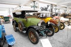 Quedan muy pocos ejemplos de los inicios de Fiat.