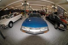 Uno de los coches personales de Fritz.