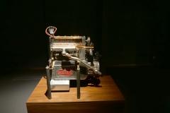 Más que motores parecen esculturas.
