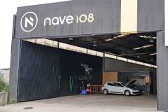 Fachada de la Nave 108