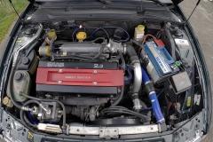 El motor 2.3 Turbo ofrece 225 CV y 350 Nm de par.
