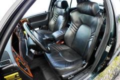 Los asientos son específicos de las versiones Aero.