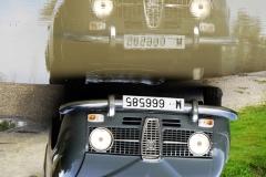 El frontal cuenta con multitud de entradas de aire para refrigerar la mecánica.