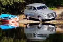 Pocos automóviles ofrecen tanto tamaño interior pese a sus compactas medidas.