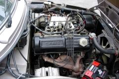 El motor 2.0 desarrollaba 112 CV