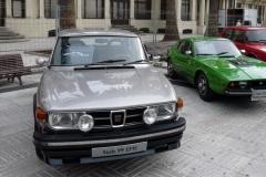 Exposición Saab en Coruña