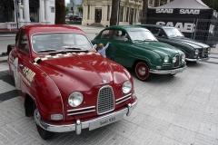 Saab es una marca que se salió de lo corriente y enamoró a mucha gente con personalidad propia.