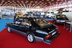 El Saab 900 SPG fue el primer coche con motor turbo y 16 válvulas.