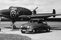 SAAB nacida de los jets y asesinada por General Motors