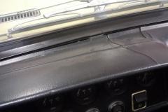 El salpicadero es uno de los quebraderos de cabeza de estos coches.