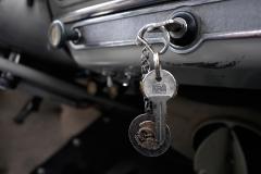 Las llaves son las originales.