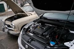 El motor del Seat León es muy eficaz.