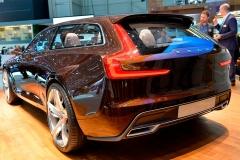 Volvo Concept Estate Ginebra 2014