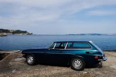 Volvo P1800 ES 1973, Bueu, Rubén Fidalgo