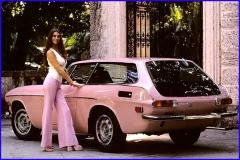 Volvo de la playmate de 1973