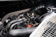 El sistema de inyección Bosch D-Jetronic es caro de reparar, pero muy fiable.