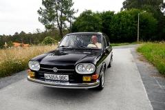 Así es el VW 411 LE.