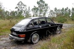 Sobreviven muy pocos VW 411 en todo el mundo.