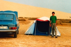 VW 411 Corrubedo 1988