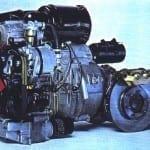 Grupo motor NSU Ro80 wankel