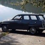 Saab 95 V4 de 1968, Balneario de Arnoia, Rubén Fidalgo