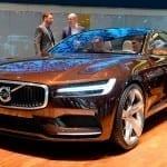 El Volvo Estate Concept ha sido elegido el mejor del Salón.