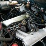 El motor B20 de inyección es robusto, pero muy arcaico.