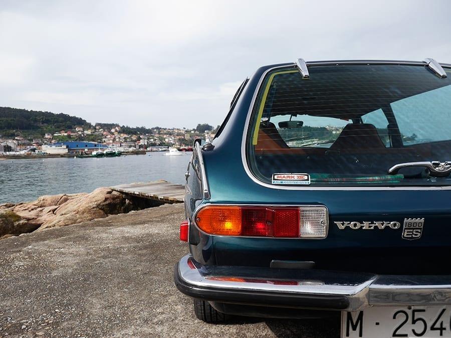 Volvo P1800 1974