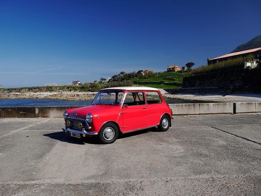 Mini 1275 C de 1968, entre el lujo y las prestaciones