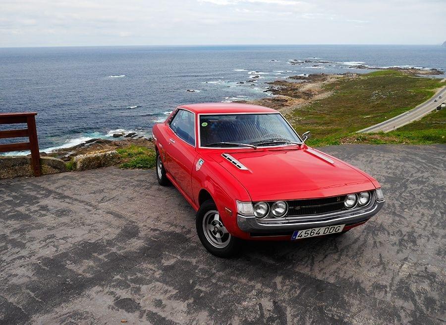 Toyota Celica 1.6 ST de 1973: Cimentando la fama