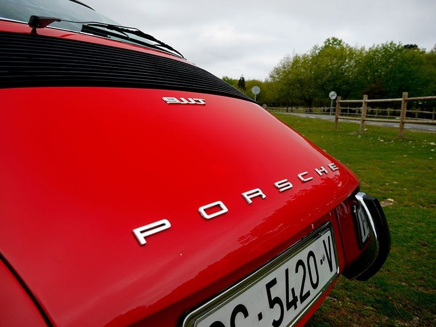 Porsche 911 2.2 T Targa 1969