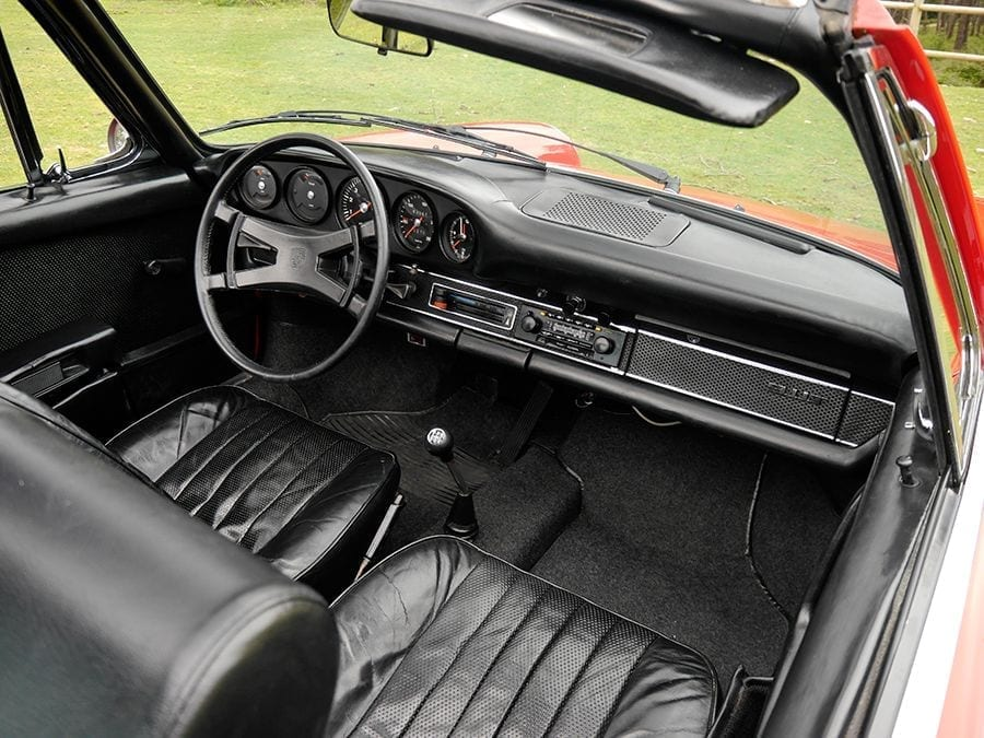 Porsche 911 2.2 T Targa 1969 (3)