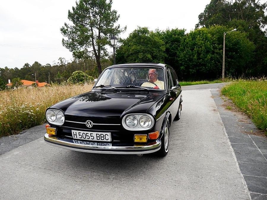 Volkswagen 411 LE, un paseo por el tiempo