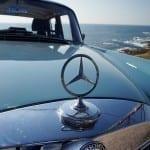 El punto de mira de todos los Mercedes.
